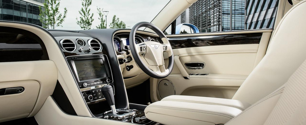 executive car hire london